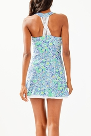 Lilly Pulitzer Sean Tennis Dress - Front full body