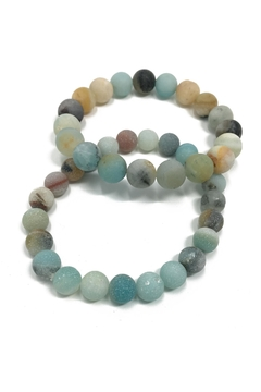 Shoptiques Product: Amazonite Bracelet