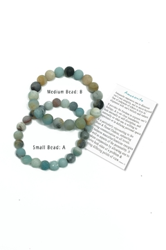Searenity Amazonite Bracelet - Alternate List Image