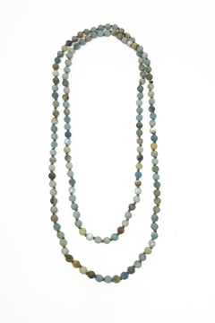 Shoptiques Product: Amazonite Necklace