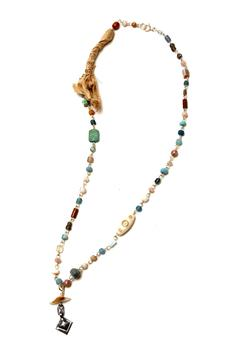 Searenity Boho Beaded Necklace - Product List Image