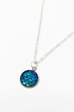 Shoptiques Product: Mermaid Scales Necklace