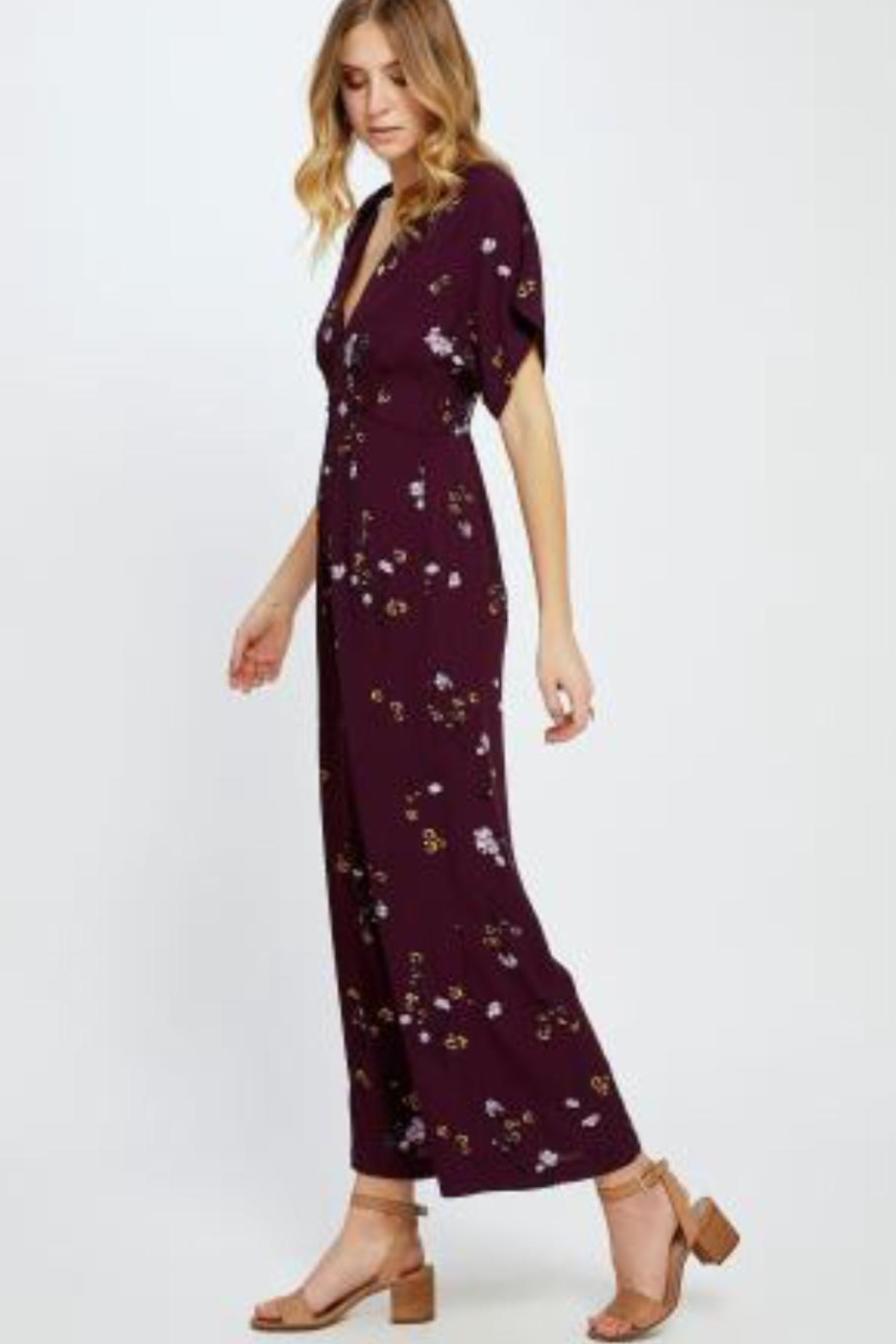 Gentle Fawn Searra Floral Jumpsuit - Front Full Image