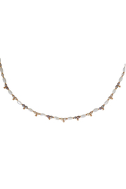 Bronwen Seascape Simple Necklace - Front full body