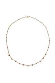 Bronwen Seascape Simple Necklace - Front cropped