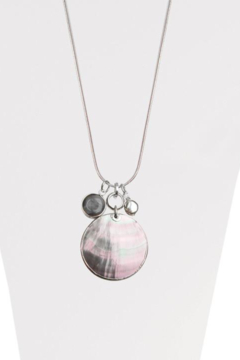 Caracol Seashell collier necklace - Alternate List Image