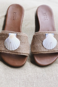 Kiki Seashell Sandals - Alternate List Image