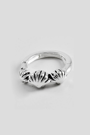Wild Lilies Jewelry  Seashell Stretch Ring - Product Mini Image