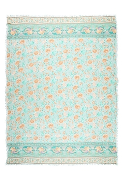 Spell & the Gypsy Collective Seashell Travel Scarf in Seafoam - Alternate List Image
