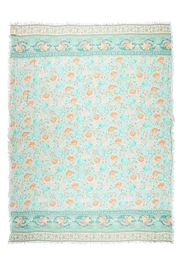 Spell & the Gypsy Collective Seashell Travel Scarf in Seafoam - Side cropped