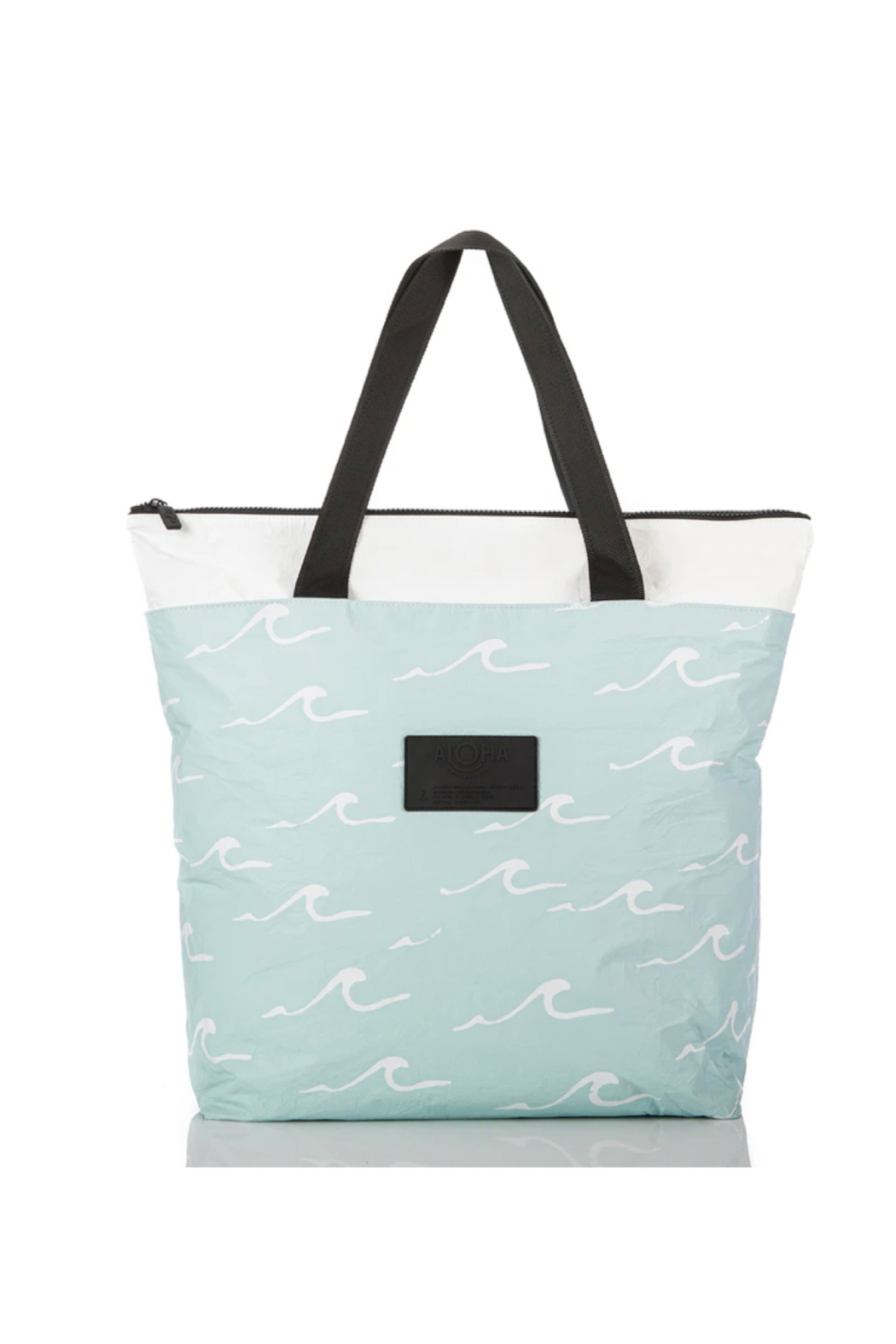 Aloha Collection Seaside Day Tripper in LeMU Blue - Back Cropped Image