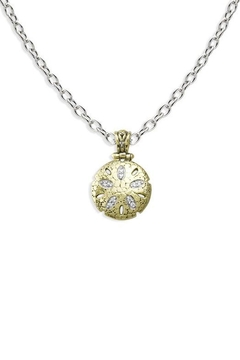 JOHN MEDEIROS Seaside-Sand-Dollar Pendant Necklace - Alternate List Image