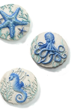 Gift Craft Seaside Stepping Stones - Product List Image
