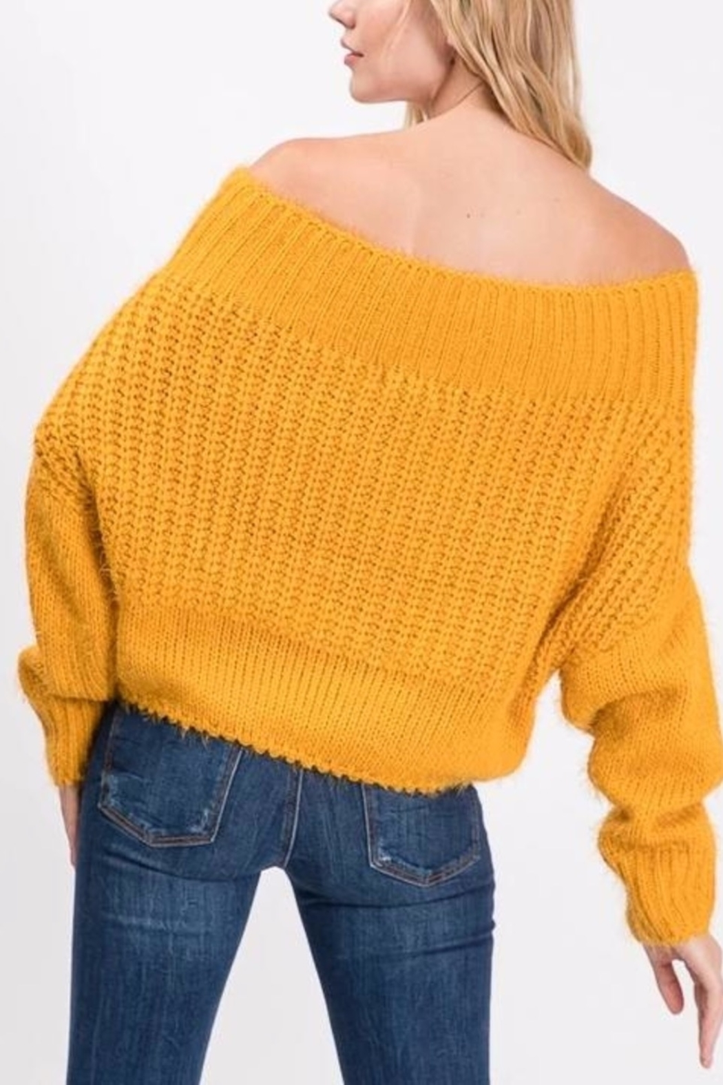 Kayla Armoire Seasonal Sass Sweater - Front Full Image