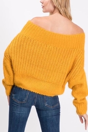 Kayla Armoire Seasonal Sass Sweater - Front full body