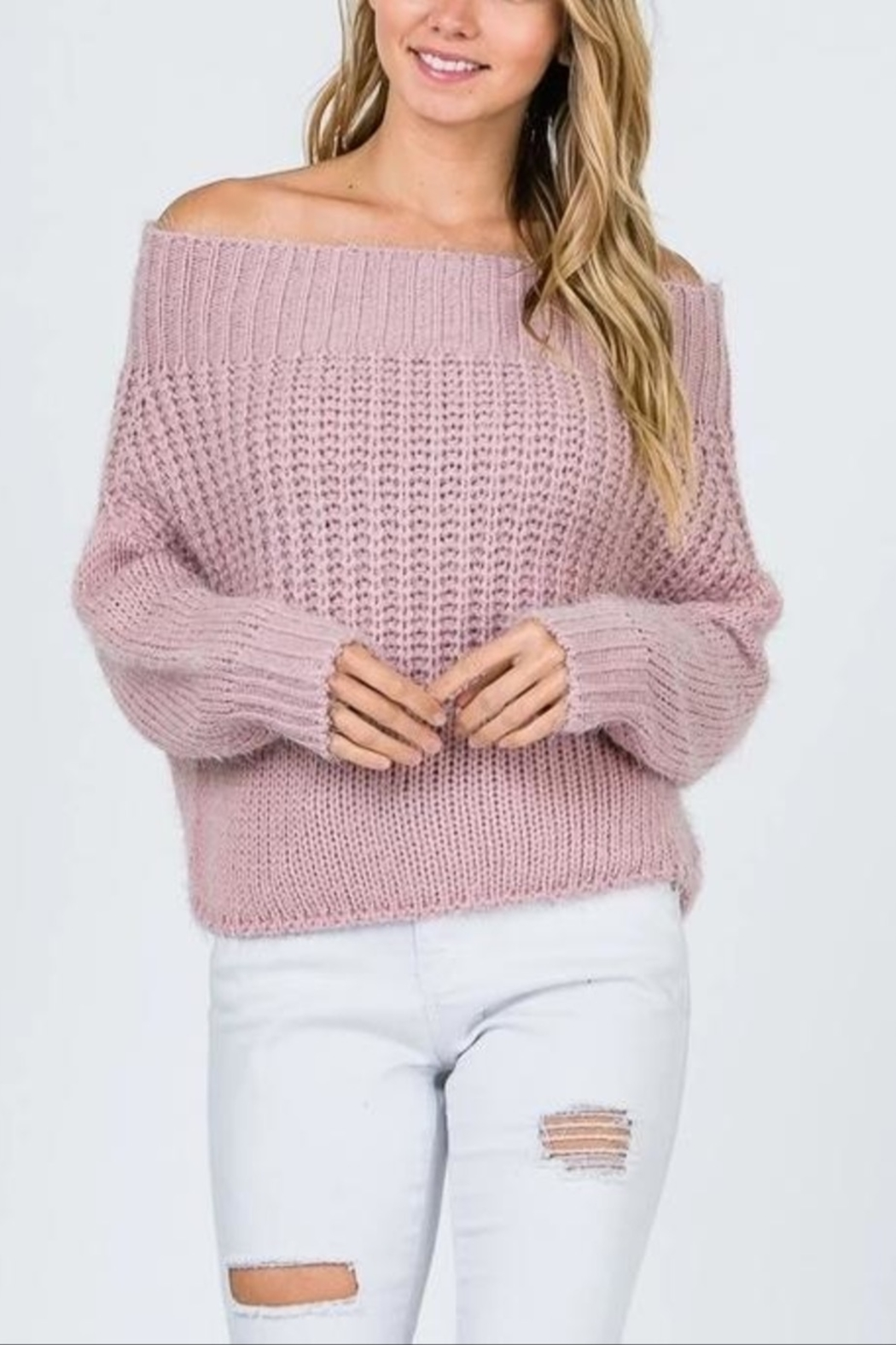Kayla Armoire Seasonal Sass Sweater - Main Image