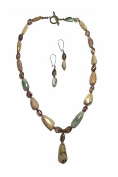 Seasons In Stone Peruvian Opal Set - Alternate List Image