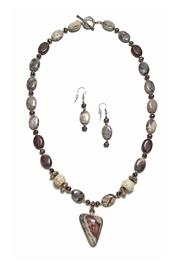 Seasons In Stone Porcelain Jasper Set - Product Mini Image