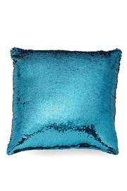 Seatail Mermaid Pillow Cover - Front full body