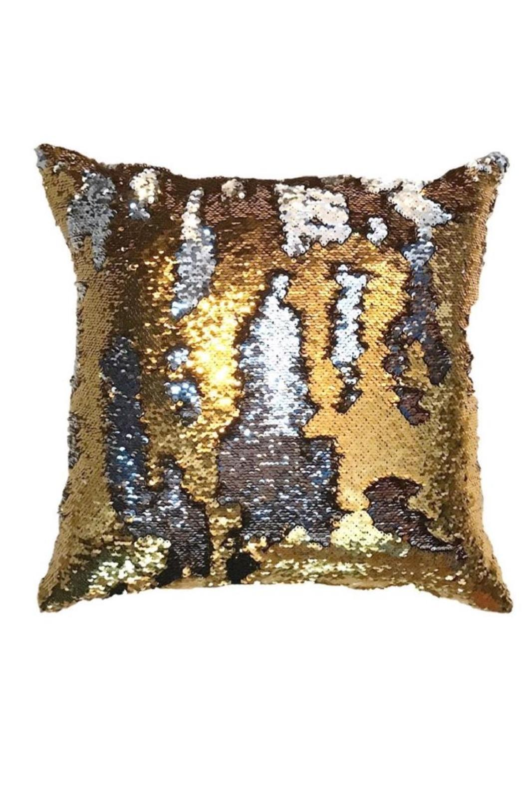 Seatail Mermaid Pillow Cover - Front Full Image