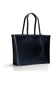 Carmen Sol Seba Mid Tote Navy - Alternate List Image