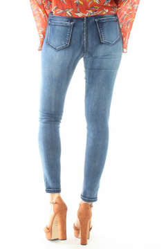 Funky Soul Denim Second Skin Hi Rise Jeans - Alternate List Image