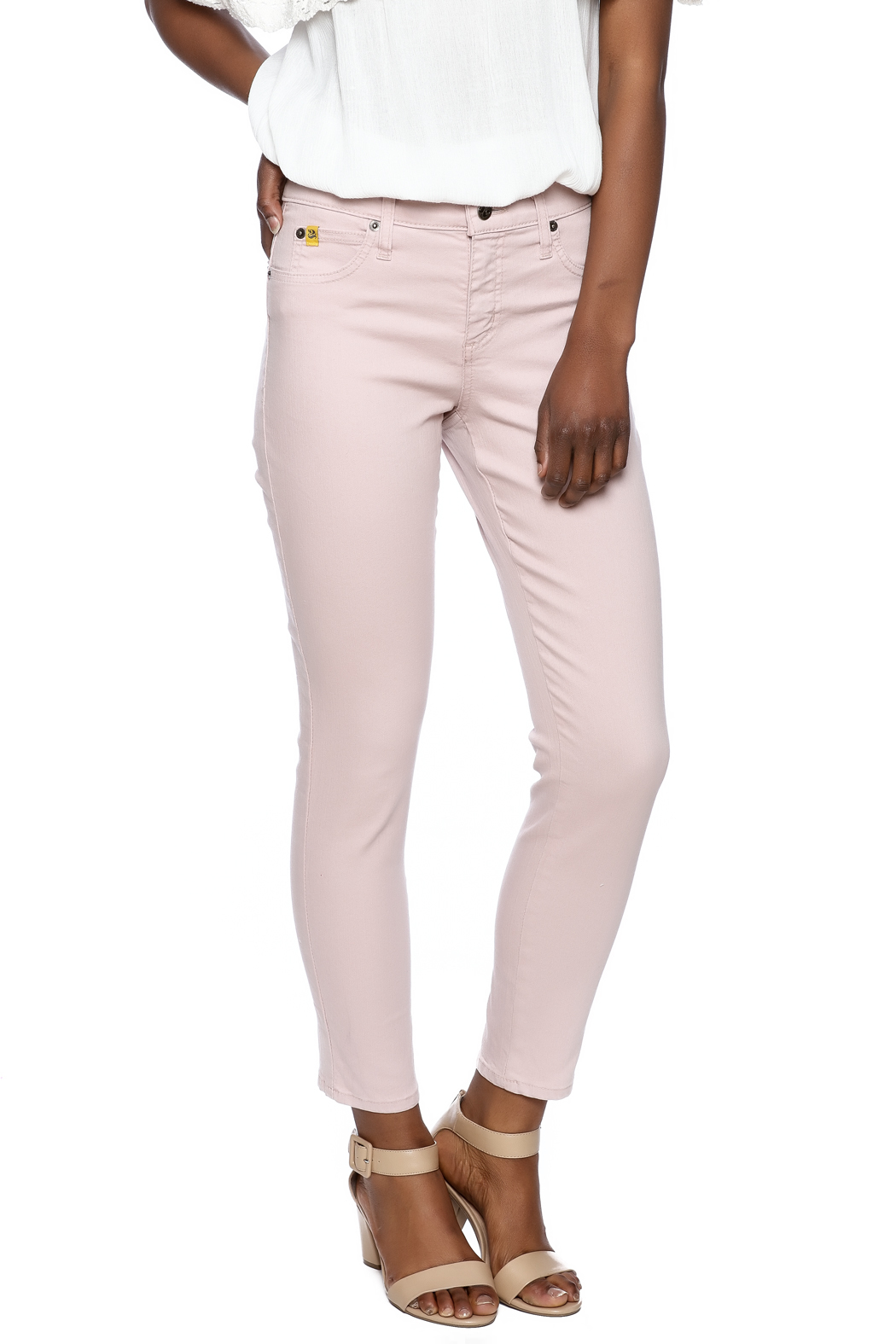 Second Yoga Jeans High Rise Ankle Jean From Canada By The