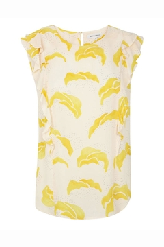 Shoptiques Product: Sleeveless Printed Top