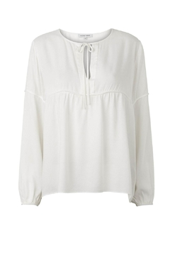 Second Female White Tie Blouse - Alternate List Image