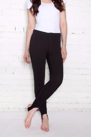 Second Yoga Jeans Skinny Stir-Ups - Front cropped