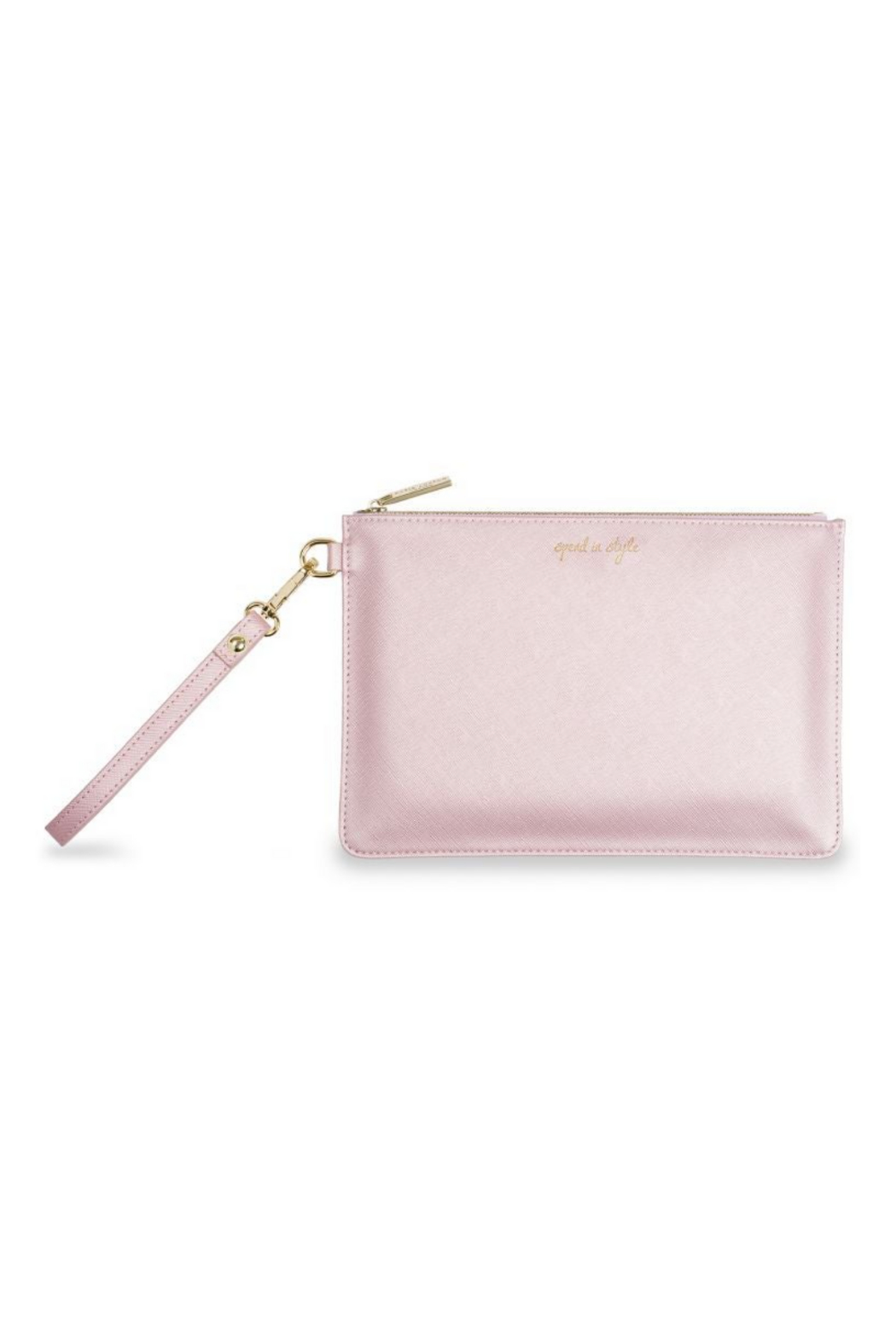 Katie Loxton Secret Message Pouch - Front Cropped Image