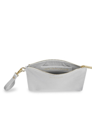 Katie Loxton SECRET MESSAGE POUCH   LIVE LOVE SPARKLE, A REMINDER TO LIVE LOVE SPARKLE EVERY DAY - Front full body