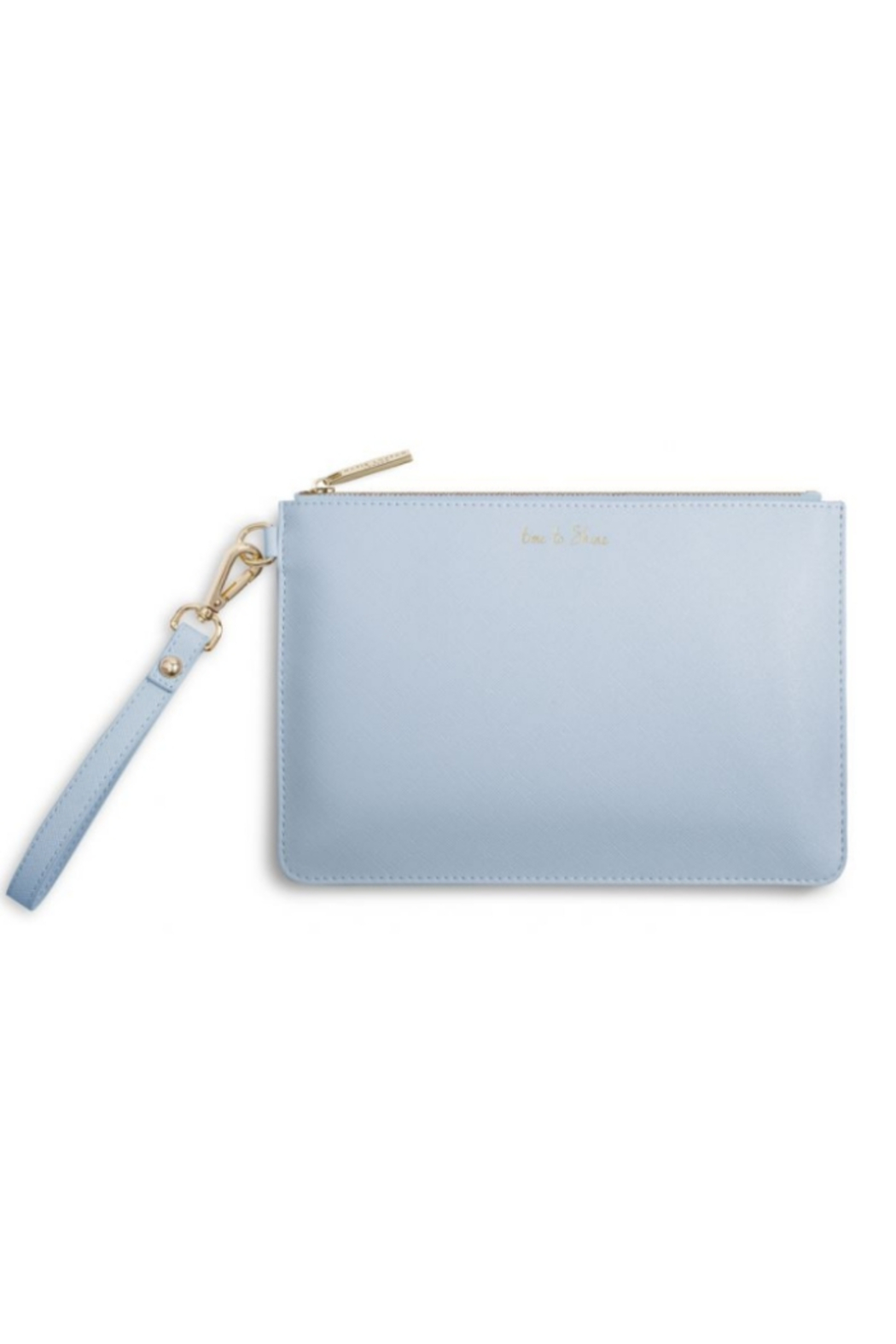 Katie Loxton SECRET MESSAGE POUCH | TIME TO SHINE, YOU GOT THIS GIRL! - Main Image