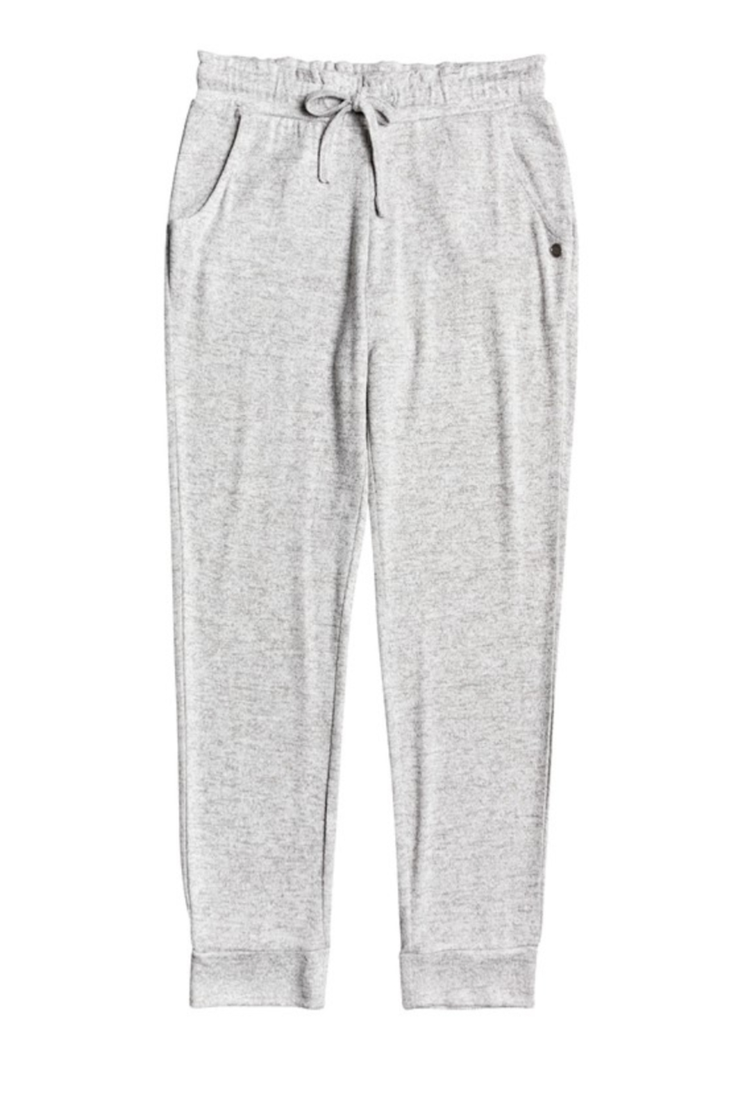 Roxy Secret Song Super Soft Joggers - Front Cropped Image