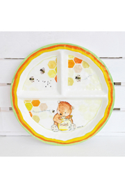 Baby Cie Section Plate - Sweet as Honey - Product Mini Image