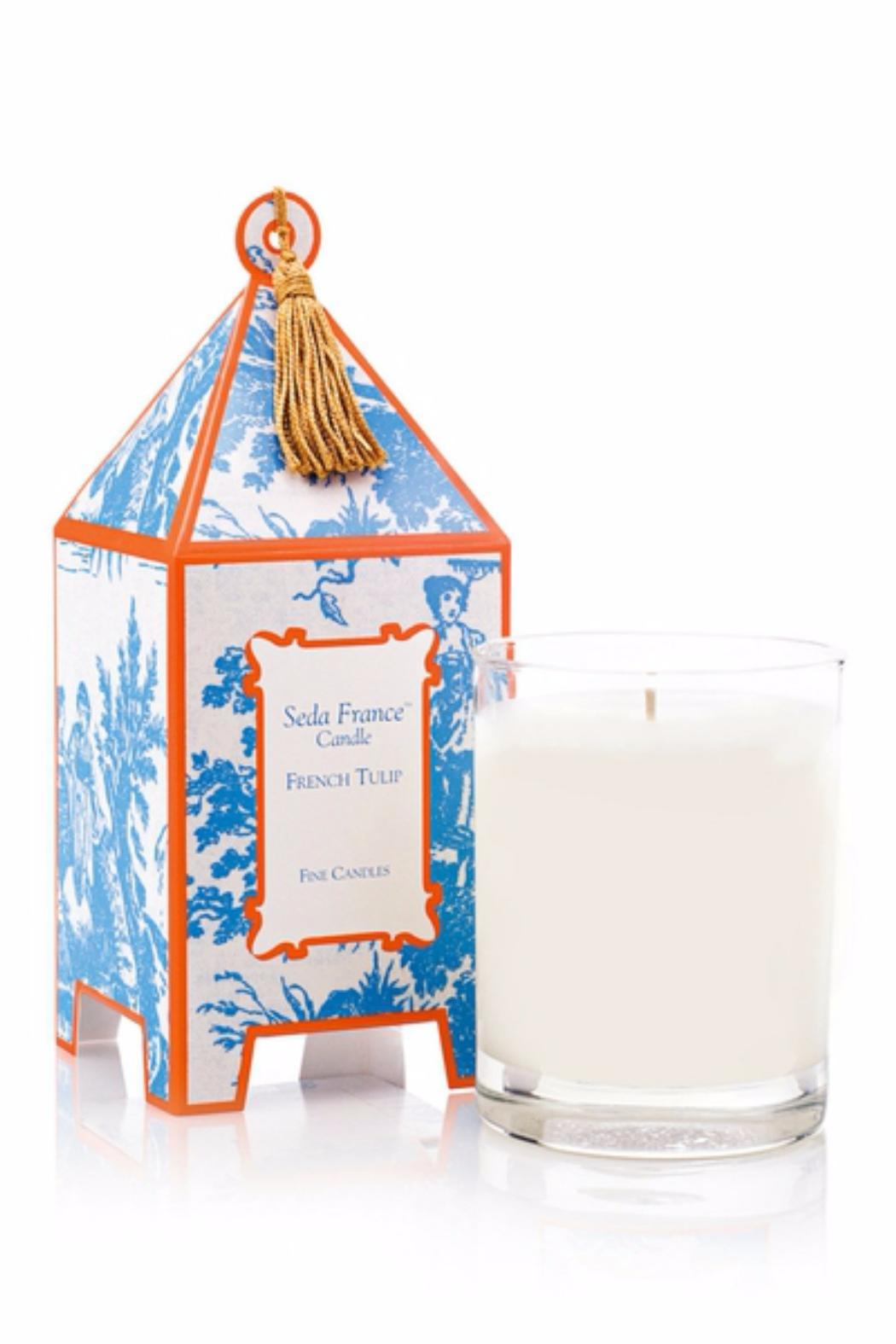 Seda France French Tulip Candle - Front Cropped Image