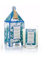 Seda France Hyacinth Pagoda Candle - Product Mini Image