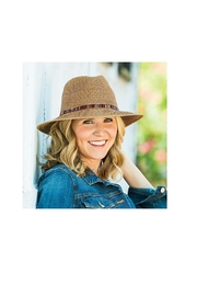 Wallaroo Hat Company Sedona Sun Hat - Front full body