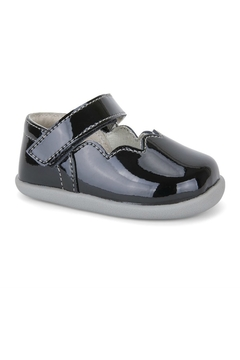 Shoptiques Product: See Kai Run Girls Susie (First Walker) in Black Patent