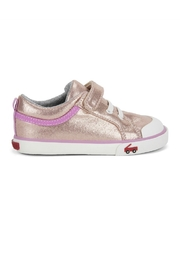 See Kai Run Kristin in Rose Shimmer - Side cropped