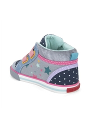 See Kai Run  Kya in Gray/Stars - Side cropped