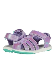See Kai Run  Paley II in Purple Shimmer - Side cropped