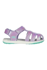 See Kai Run  Paley II in Purple Shimmer - Front cropped