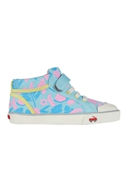 See Kai Run  Peyton in Light Blue Tropical - Front cropped