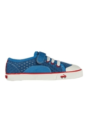 See Kai Run  Saylor in Blue/Red - Front cropped