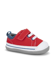 See Kai Run  Stevie (First Walker) Red/Blue - Product Mini Image