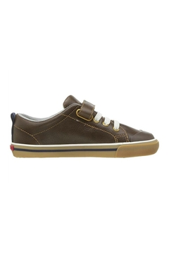 Shoptiques Product: See Kai Run Stevie II in Brown Leather