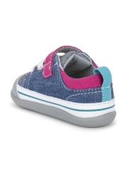 See Kai Run  Stevie II INF in Blue/Gray - Side cropped