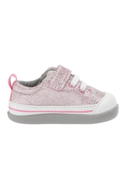See Kai Run  Stevie II Infant in Pink Glitter - Product Mini Image