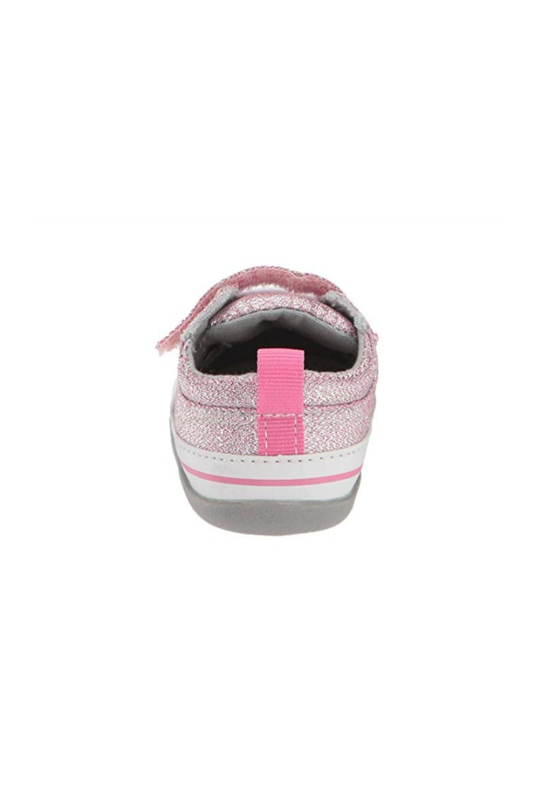 See Kai Run  Stevie II Infant in Pink Glitter - Side Cropped Image